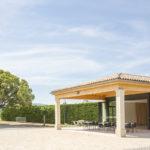 2018 - Salle communale à Arpavon (Drôme)