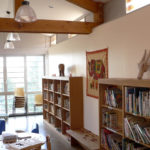 2007 - Café-bibliothèque à Chabrillan (Drôme)