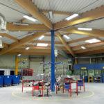 2015 - Locaux d'entreprise de microtôlerie à Saulce (Drôme)
