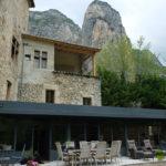 2016 - Extension contemporaine d'un château à Saou (Drôme)