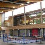 2009 - Établissement sportif couvert à Savasse (Drôme)