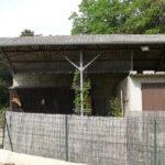 2013 - Aménagement d'un ancien hangar à Grignan (Drôme)